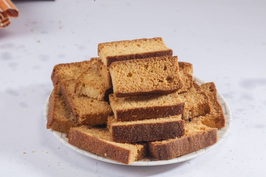 History of Cake Rusk