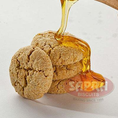 Austrailian Honey Oats Cookie