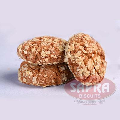 Oats And Protein Biscuit